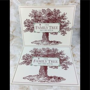 Our Family Tree Récord Book
